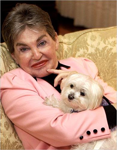 Leona Helmsley and Her Millionaire Dog?