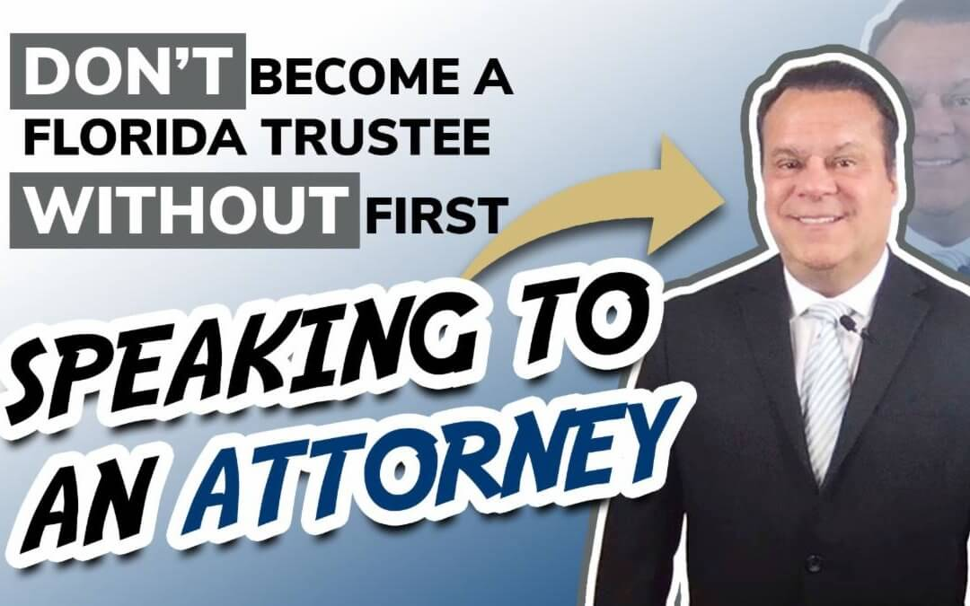 Becoming a Florida Trustee
