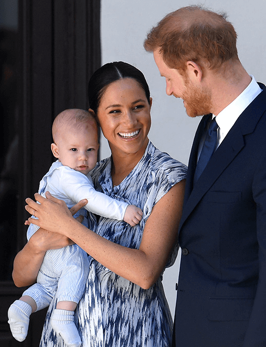 Meghan & Prince Harry's Baby Brings Bundle of Legal Issues